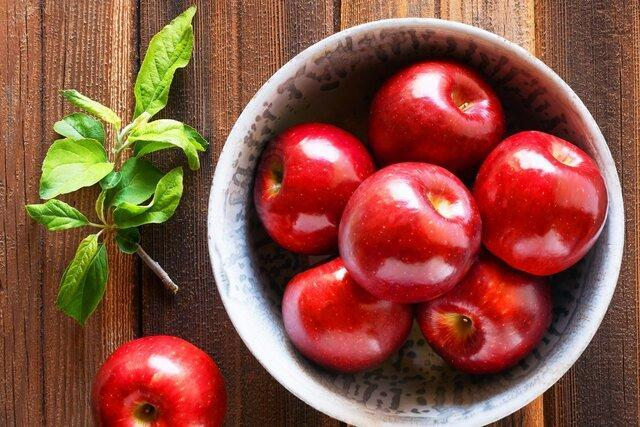فراوری سیبی که تا یک سال تازه می ماند