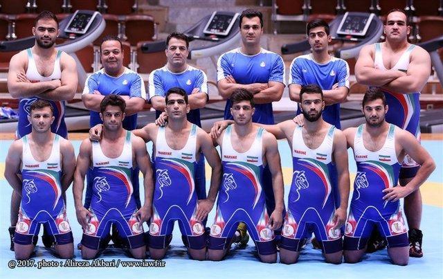 8 فرنگی کار ایران در بازی های ترکمنستان حریفان خود را شناختند