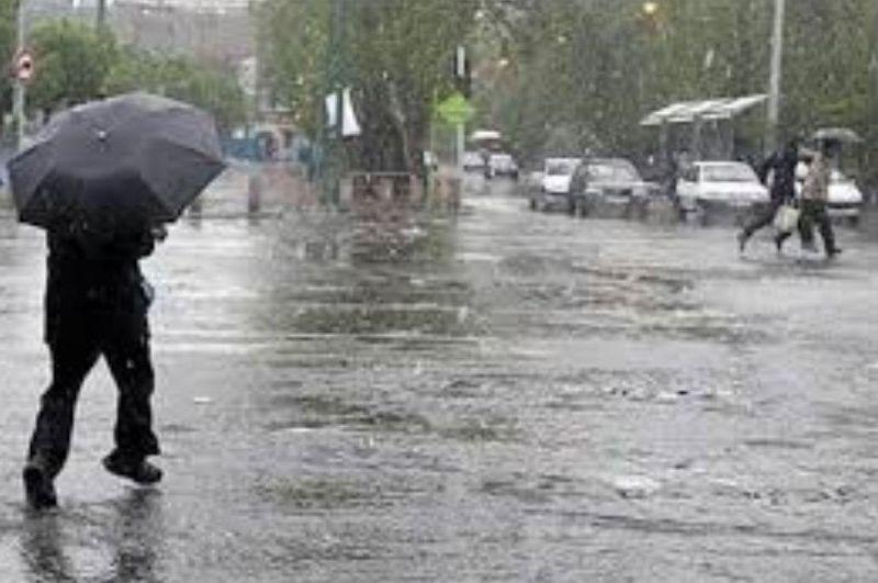 خبرنگاران بارندگی ها خسارتی در کرمانشاه نداشت