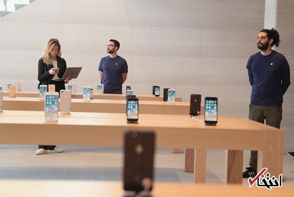 حمایت 100 دلاری اپل از کارمندان خرده فروشی ها در هنگام عالم گیری کرونا