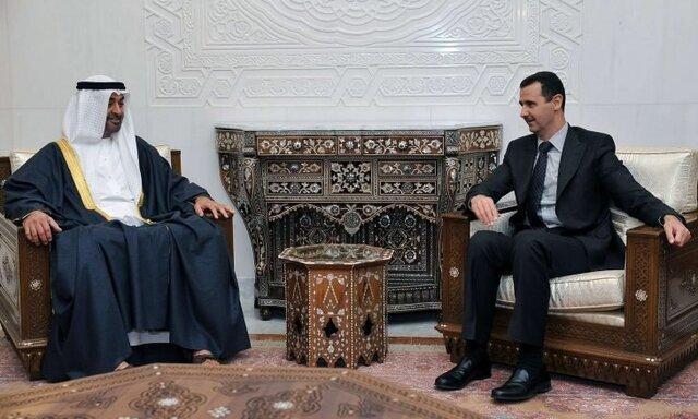 ادعا درباره پیشنهاد امارات به اسد؛ پول در ازای نقض آتش بس ادلب ، واکنش پوتین چه بود؟