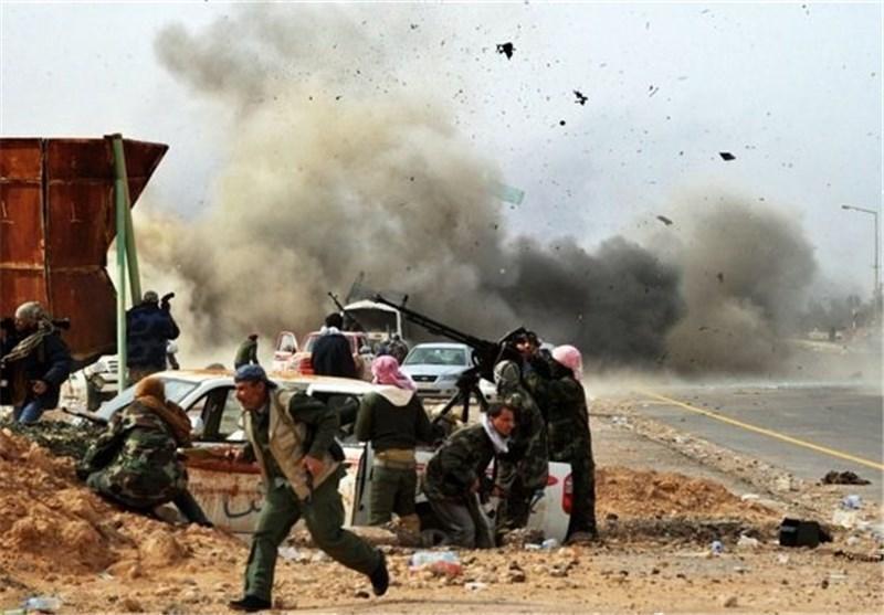 انفجاری مهیب بنغازی در لیبی را لرزاند