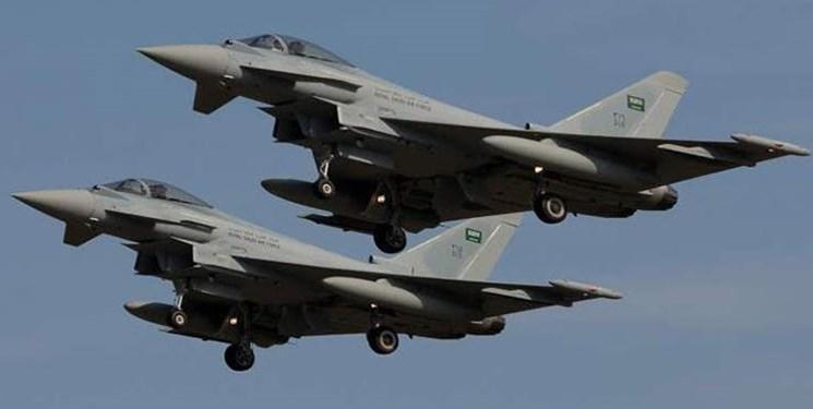 پدافند هوایی یمن جنگنده های ائتلاف سعودی را فراری داد