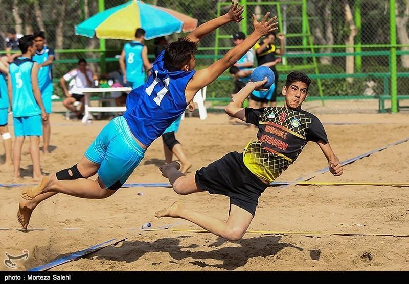 کادرفنی تیم ملی هندبال ساحلی معرفی شدند