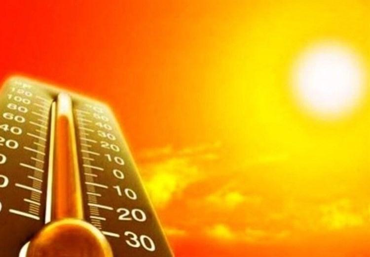 افزایش 12 درجه ای دما و وزش باد شدید گرم جنوبی