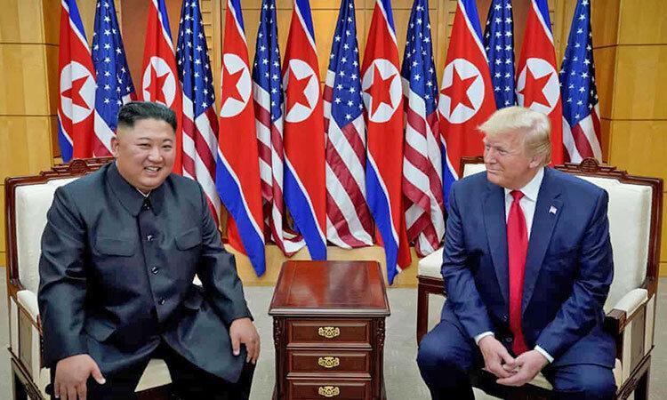 خنجر ترامپ بر پشت کیم ، رابطه با واشنگتن به سود پیونگ یانگ نیست