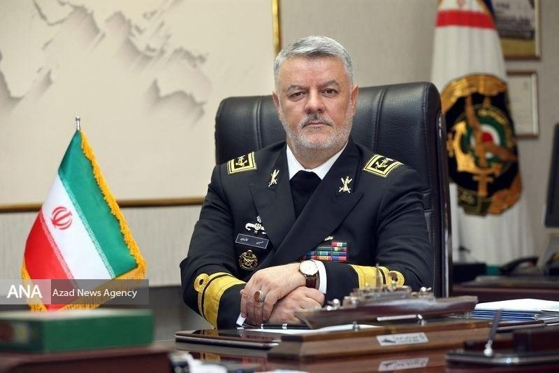 نیروی دریایی ارتش آماده جانفشانی برای کشور است