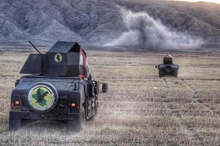 انهدام 46 غار داعش و هلاکت 19 تروریست در عراق