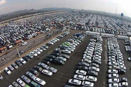 کشف 6 تریلیون انواع خودروی احتکاری