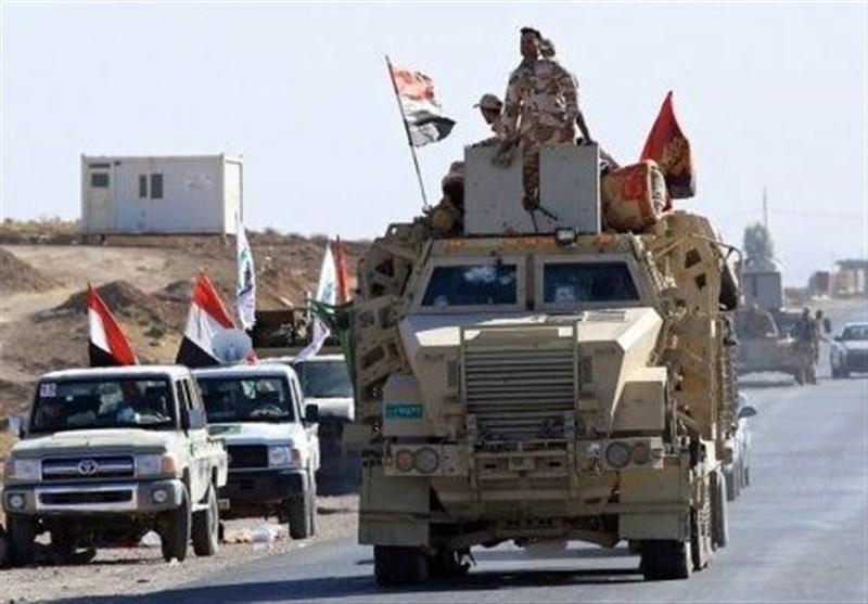عراق، ادامه عملیات امنیتی حشد شعبی؛ کشف شبکه تونل های داعش در موصل