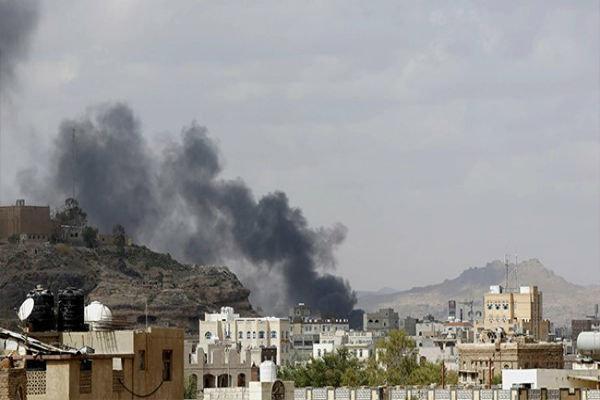 جنگنده های متجاوز سعودی آتش بس ادعایی خود در یمن را نقض کردند