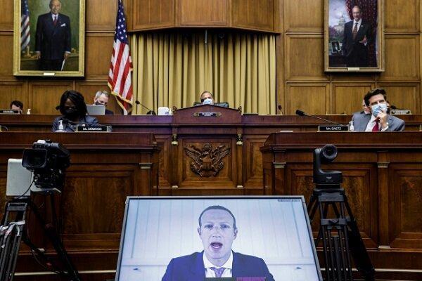 نگرانی نمایندگان آمریکا از خریدهای انحصارطلبانه فیس بوک