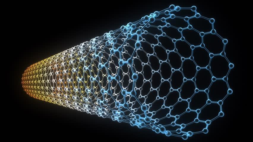 موتور های مولکولی با نانولوله های کربنی به هم متصل در آینده فراوری می گردد