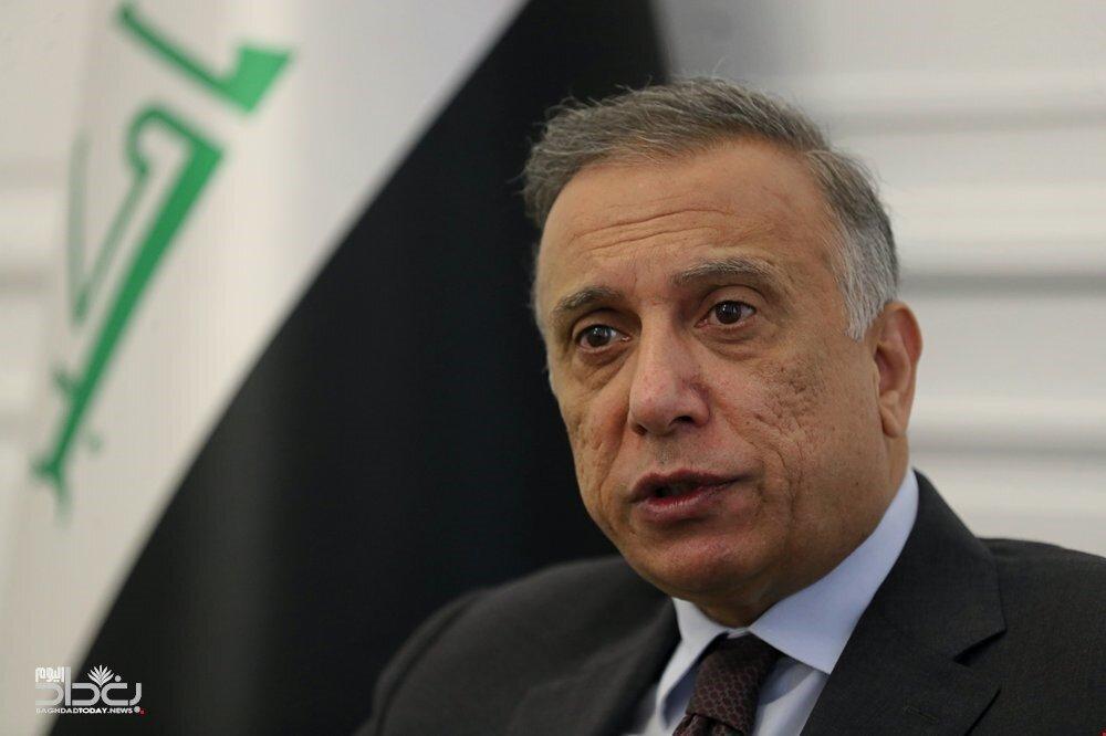 درخواست الکاظمی برای تقویت روابط عراق و آمریکا