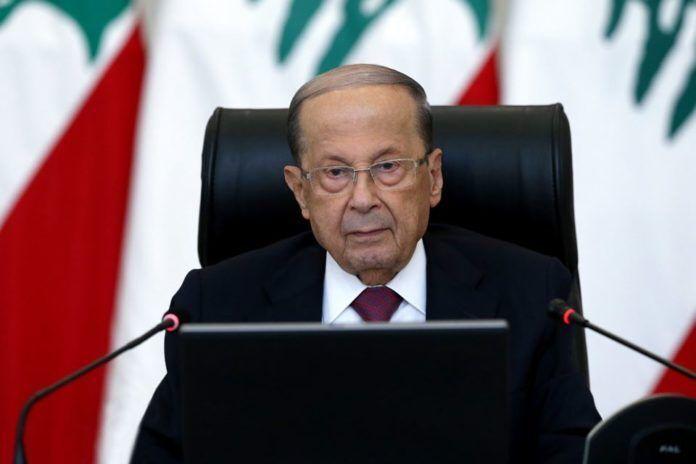 میشل عون از آمریکا درباره تحریم 2 شخصیت لبنانی شرح خواست