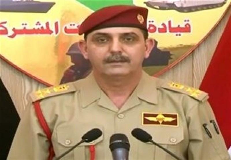 بازداشت مسئول تیم ترور داعش در استان الانبار