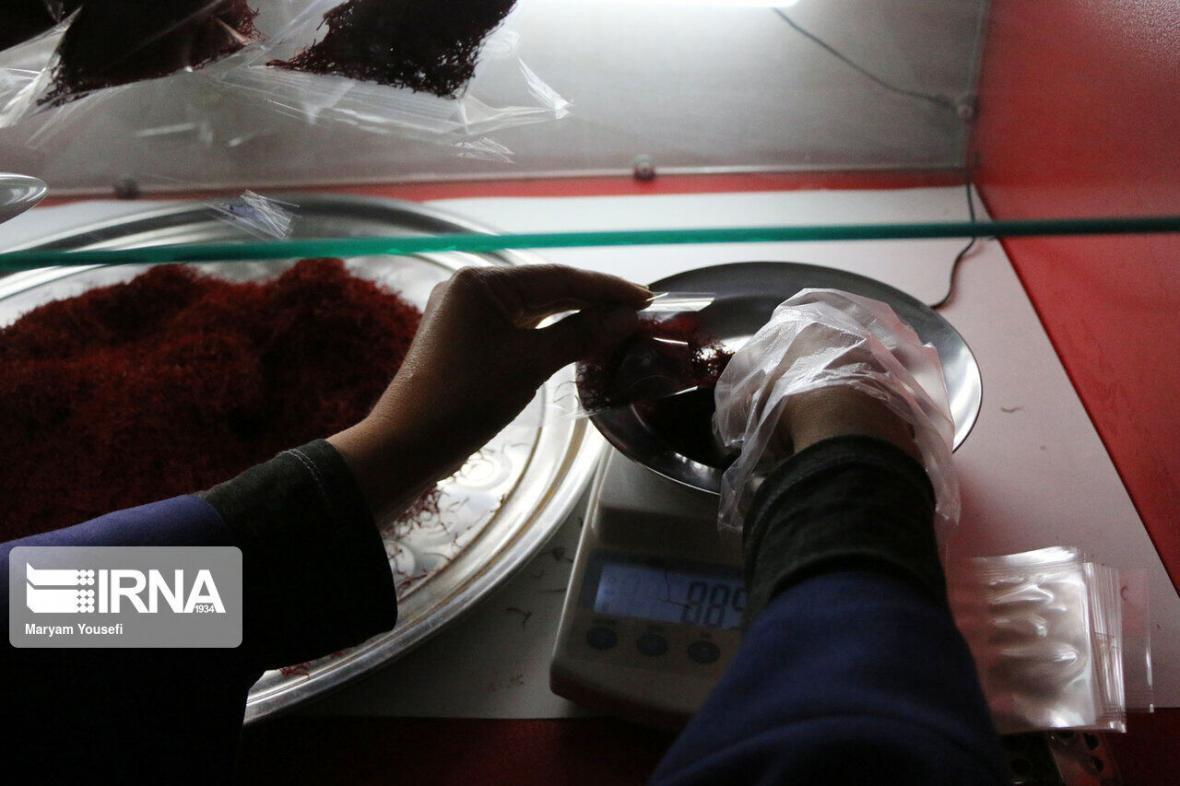 خبرنگاران خرید حمایتی زعفران در خراسان رضوی به حدود هفت تُن رسید
