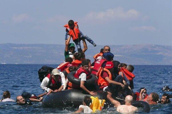 نجات 265 مهاجر گرفتار در دریای مدیترانه، نجات 6 نوزاد از مرگ