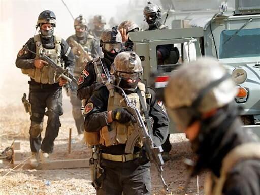 شروع مرحله دوم عملیات ثأر الشهدا ارتش عراق