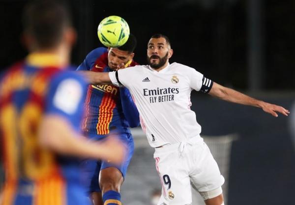 فزونی محسوس بارسلونا در ال کلاسیکو به روایت آمار، کروس بهترین بازیکن زمین شد