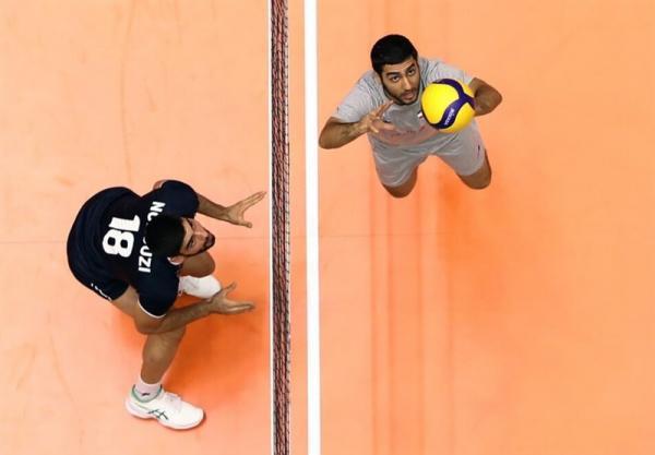 والیبال قهرمانی جوانان دنیا، مصر نخستین حریف ایران